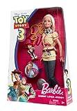 Disney / Pixar Toy Story 3 Barbie Doll Barbie Loves Jessie