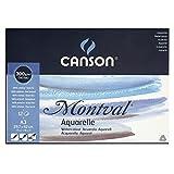 Canson 200807320 Montval Aquarellpapier