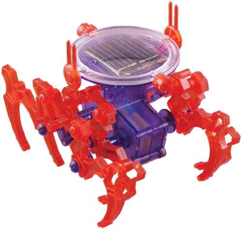 OWI Walking King Crab Kit - Solar Powered