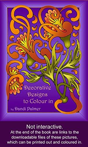decorative-designs-to-colour-in-coloring-books