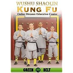 Wushu Shaolin Kung Fu : Green Belt