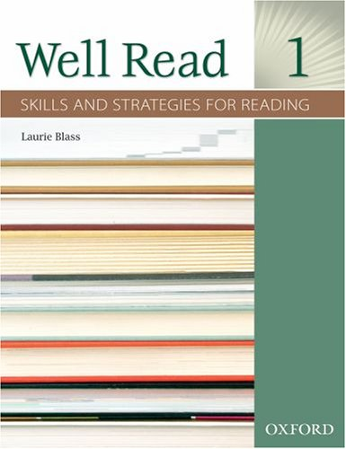 Well Read 1: Skills and Strategies for Reading (Student Book)