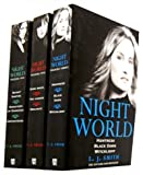 img - for Night World Series By L J Smith 9 Titles In 3 Books Set Pack Collection book / textbook / text book