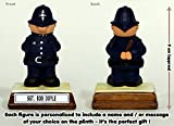 PERSONALISED Police Officer - the perfect present / gift for that special someone who loves catching criminals! (Gift Boxed) - Kerr Characters