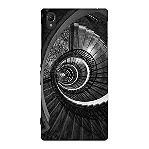 Stair Illiusion Back Case Cover for Sony Xperia Z1