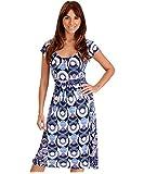 Joe Browns Damen Kleid mit zwei Mustern