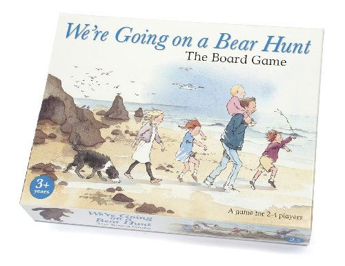 We'Re Going On A Bear Hunt The Board Game (Dispatched From Uk)