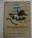 img - for Simple Gifts (Piano Duets for One Piano, Four Hands) book / textbook / text book