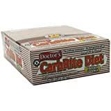 CarbRite Diet Bar - Toasted Coconut - Box Universal Nutrition 12 Bars Box