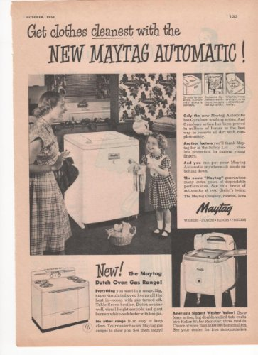 New Amp Used Vintage Maytag For Sale 3 Ads In Us Lowest