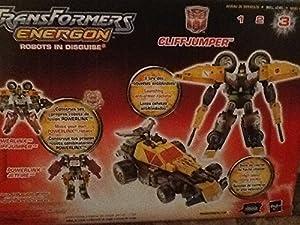 Transformers Energon CLIFFJUMPER Autobot POWERLINX Action Figure