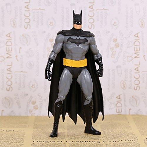 DC Super Hero Batman The Dark Knight Rises PVC Action Figure Toys Model Dolls Gifts 19cm 2 Styles WU362