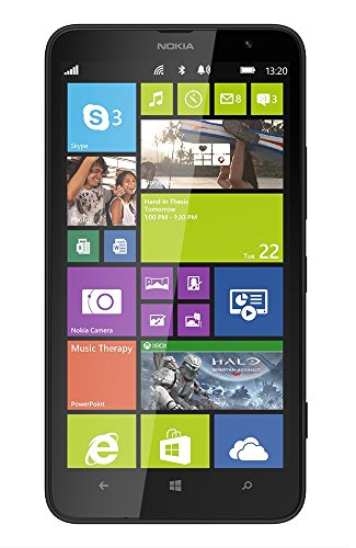 New Nokia Lumia 1320 GSM Unlocked LTE Windows 8 Cell Phone - Black (No Warranty) (Windows Phone New compare prices)