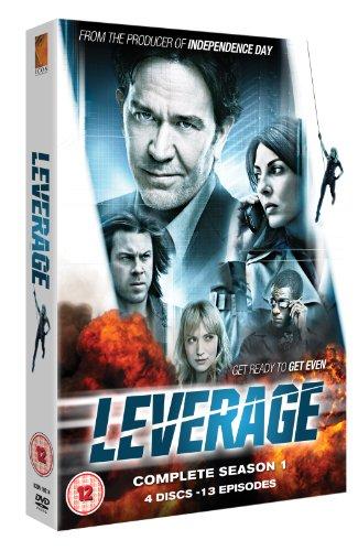 Leverage: Complete Season 1 [DVD]