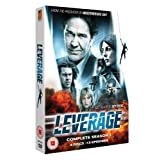 Leverage - Complete Season 1 [DVD]