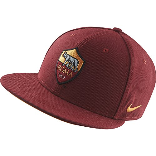 BERRETTO CAPPELLO CAPS AS ROMA NIKE UFFICIALE
