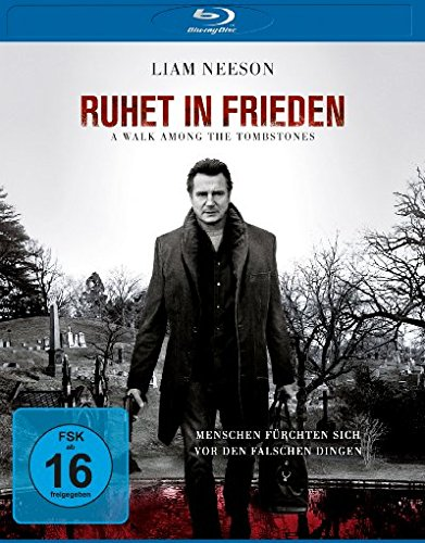 Ruhet in Frieden - A Walk Among the Tombstones [Blu-ray]