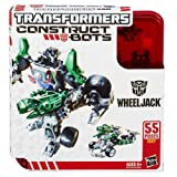 Wheeljack Transformers Construct-Bots Elite Action Figure