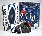 Mylec Goalie Set, Blue/White/Black, 2...