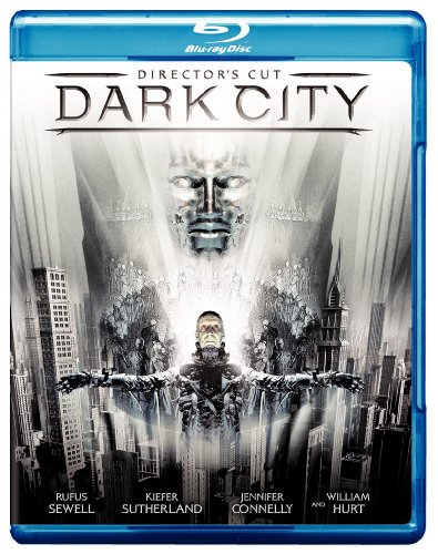 Cover art for  Dark City (Director&#039;s Cut) [Blu-ray]