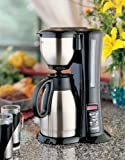 Automatic Stylish Stainless-steel Zojirushi EC-BD15 Fresh Brew Thermal Carafe Coffee Maker -1.5-liter