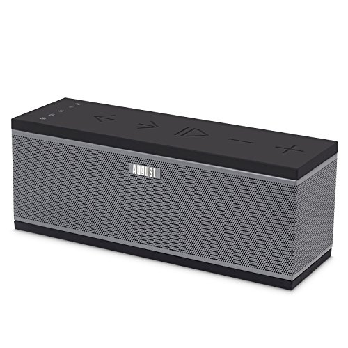 Cheap WiFi Speaker - August WS300G - Wireless Multiroom Sound System - Airplay / Spotify / Tidal / T...