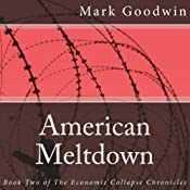 American Meltdown: Book Two of the Economic Collapse Chronicles | [Mark Goodwin]