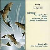 Schubert: Piano Trios 1 & 2; Trout Quintet; Adagio In E Flat D.897 'Notturno'