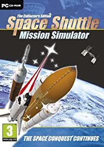 Space Shuttle Mission Simulator (PC) (UK)