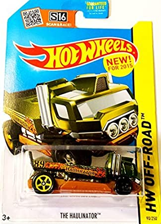 Charlie has gotten Hot Wheels in his Stocking since he was a baby.