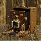 レトロなブリキのおもちゃ 【クラシックカメラ サンダーソンタイプ Sanderson camera】