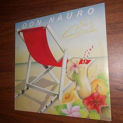 Don Nauro - Sol Caliente (Sonografica / Vinyl)