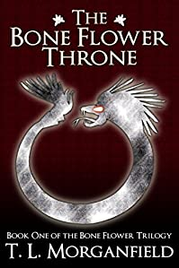 The Bone Flower Throne by TL Morganfield ebook deal