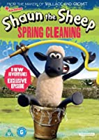 Shaun the Sheep - Spring Cleaning