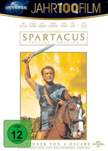 Spartacus (Jahr100Film, 2 Discs) [Special Edition]
