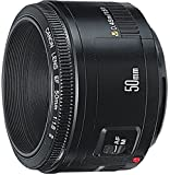 Canon EF 50mm f/1.8 II Standard AutoFocus Fixed Lens - International Version (No Warranty)