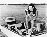 MARTINE BESWICK 8x10 B&W PHOTO