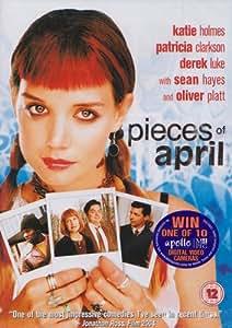 Pieces Of April [DVD] [2004]