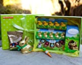 Lindt Spring Time Easter Luxury Hamper Box - The Perfect Easter Gift - By Moreton Gifts