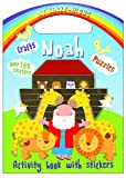 img - for My Carry-Along Noah: Activity Book with Stickers book / textbook / text book