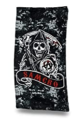 Sons of Anarchy Samcro Reaper Beach Towel 30 X 60 in.