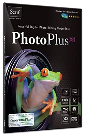 Serif PhotoPlus X4 [Old Version]