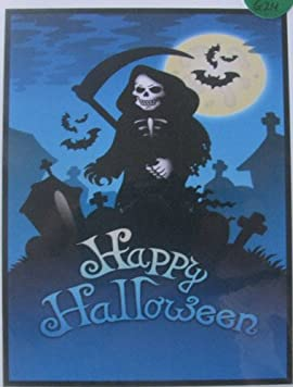 Greeting Cards Halloween Blank Inside 