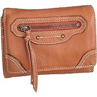 [ボックスニジュウイチ] box21 【ジョイ】牛革中Lファスナー型二つ折り財布
