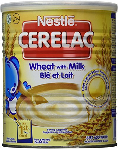 Nestle Cerelac Wheat 400g (England) - 1