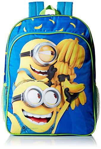 Despicable-Me-Boys-Universal-Multi-Compartment-16-Inch-Backpack