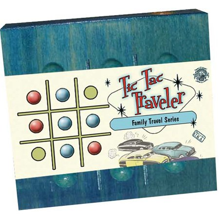 Channel Craft Gameboard Tic Tac Trav/Rainbow at Sears.com