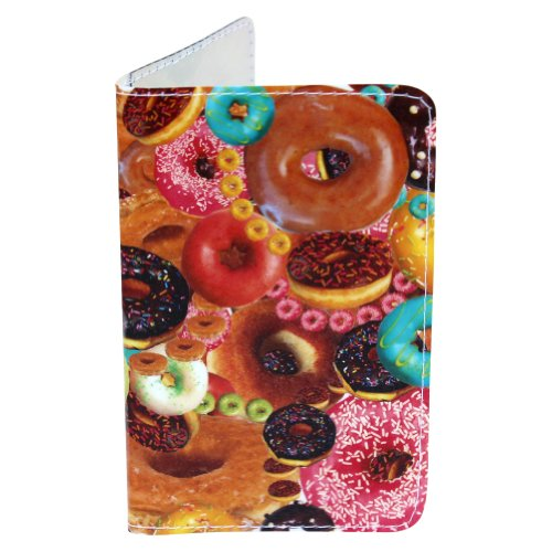 Donut Secret Collage Gift Card Holder & Wallet