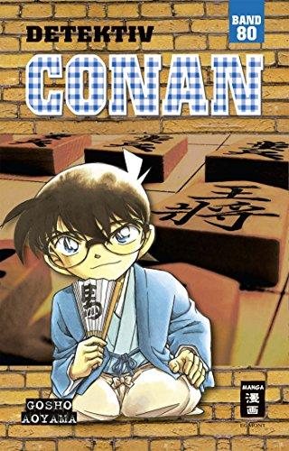 Detektiv Conan, Band 80