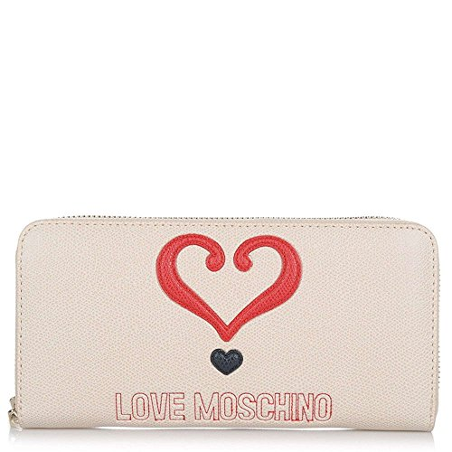 Love Moschino JC5519PP11LF 0110 portafoglio avorio